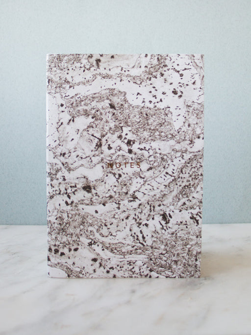 A5 Cork Notebook. Lifestyle curated by Wolf & Moon.