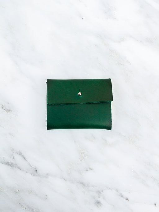 Lou Wallet - Green