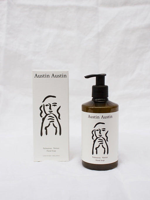 Palmarosa & Vetiver Hand Soap