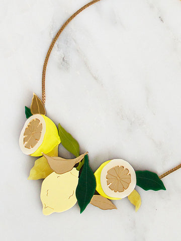 Lemon Grove Necklace