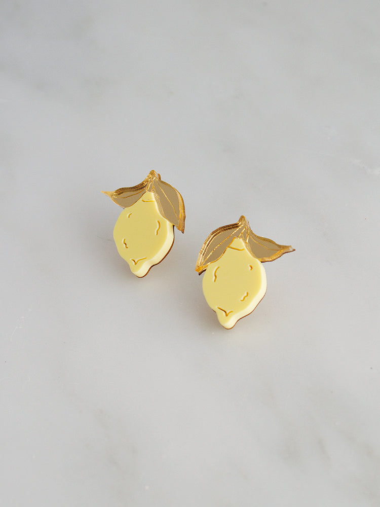 Mini Lemon Studs