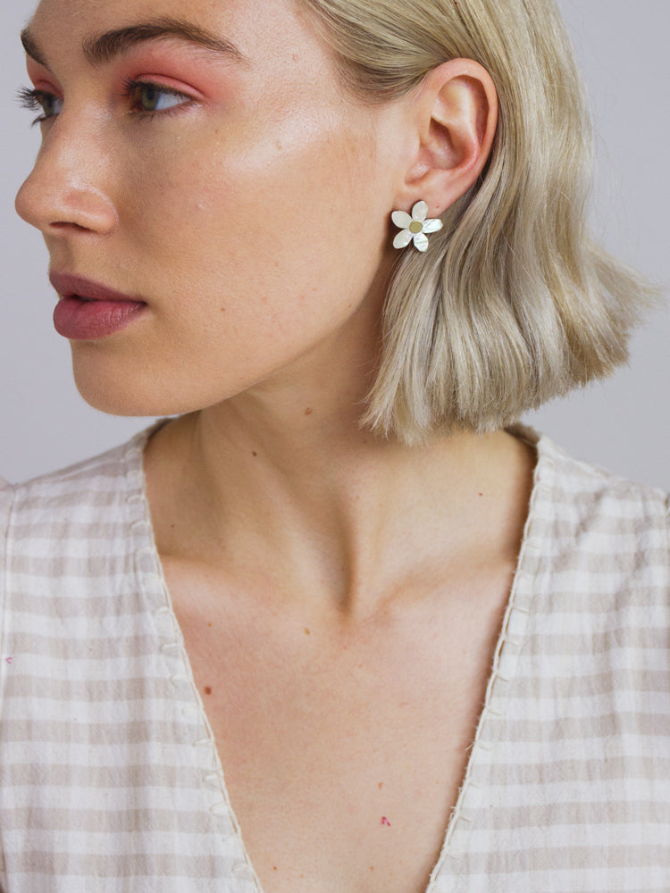 The Garden Collection | Laser-cut jewellery | Handmade in North London.