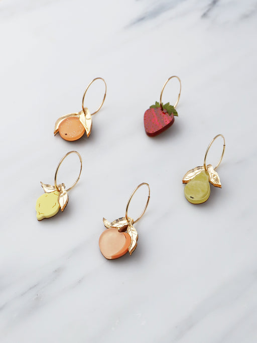 Fruit Hoops - Set of 5