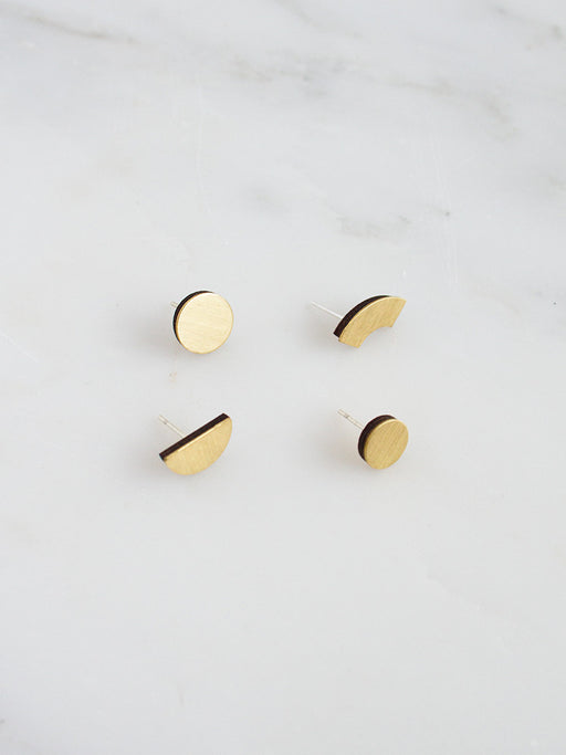 Phase Studs - Set of 2 pairs