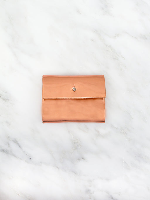 Lou Wallet - Rose Gold