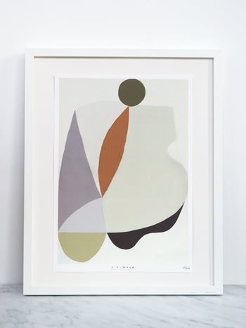 Laurie Maun 'Spreadable' Print