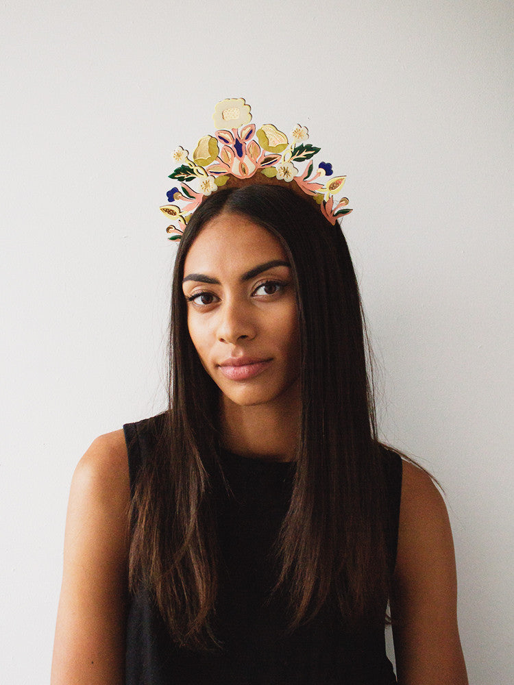 Wildflower Headpiece
