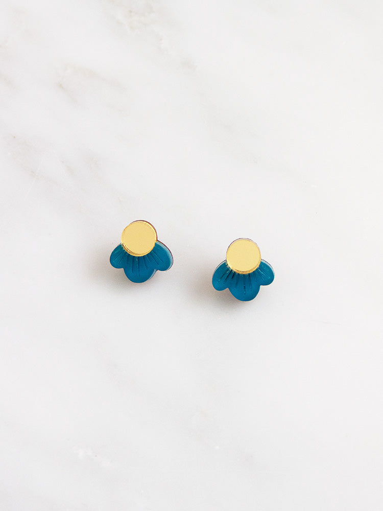 Wildflower Studs *Limited Edition Colourway*