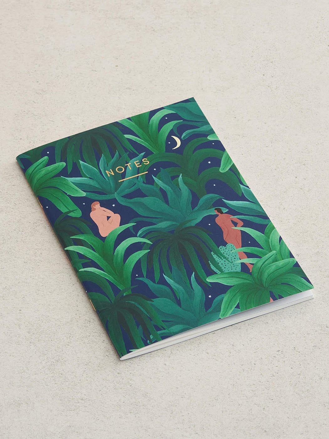 Night Jungle Notebook