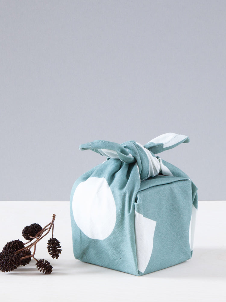 Organic Cotton Wrap in Turquoise