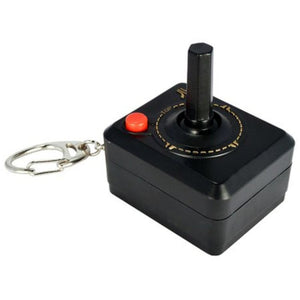 World's Coolest Atari Joystick Sound Keychain