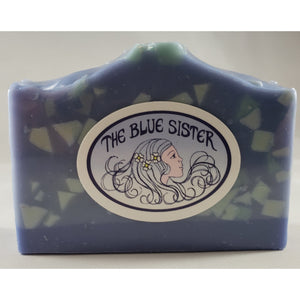 Into the Blue 4.4 Oz Vegan Artisan Bar Soap