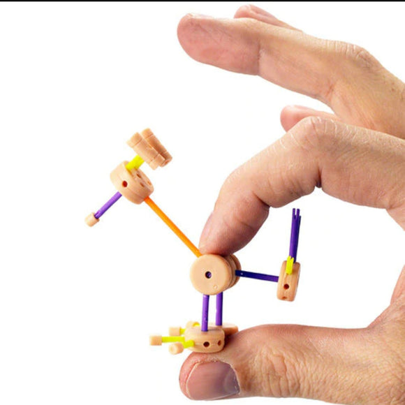 World's Smallest Tinker Toys