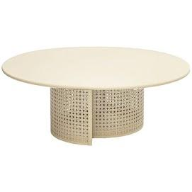 Honey Comb Stone Table