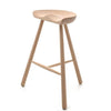 Teak Natural Bar Stool