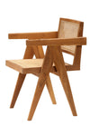 Jeanneret Dining Chair in Teak