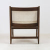 Tribute Jeanneret Kangaroo Chair in Teak