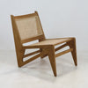 Jeanneret Kangaroo Chair in Teak
