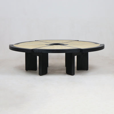 The Rio Coffee Table in Mahogany