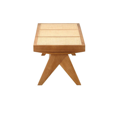 Jeanneret Bench In Teak