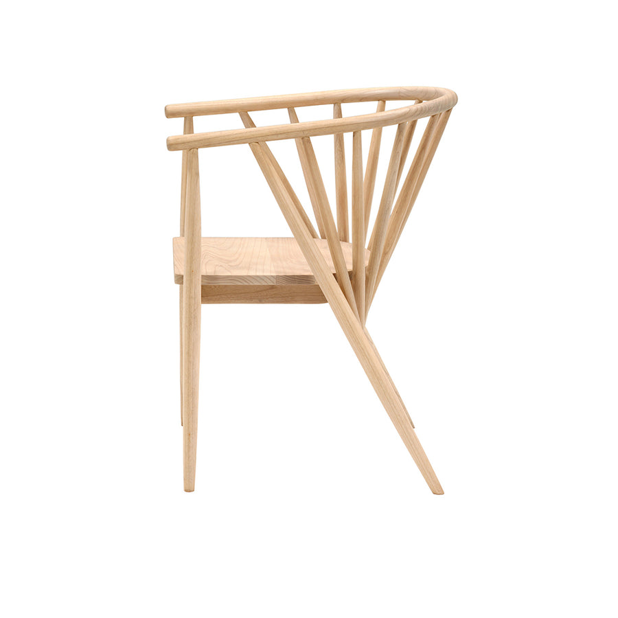 Shaker Sungkai dining chair