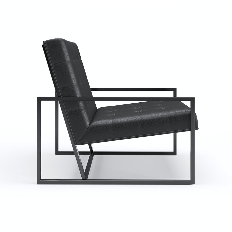 Copenhagen Leather Loft chair