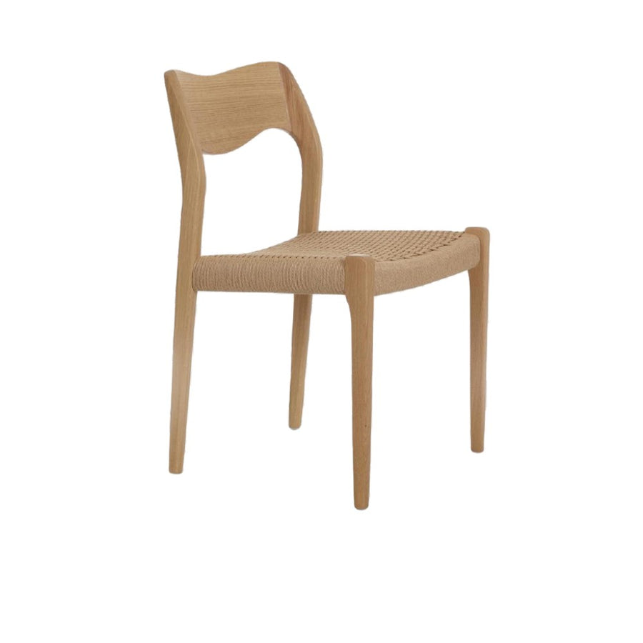 Emmalene Teak Dining Chair