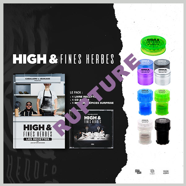 PACK EXCLUSIF | HIGH & FINES HERBES