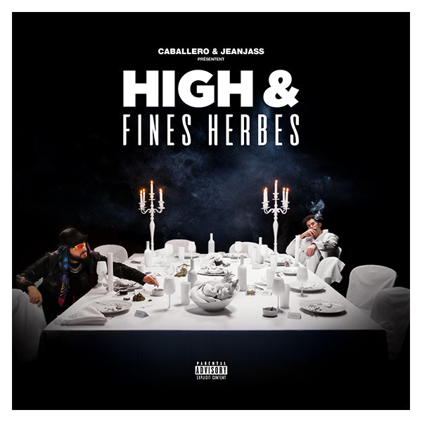 CD | HIGH & FINES HERBES