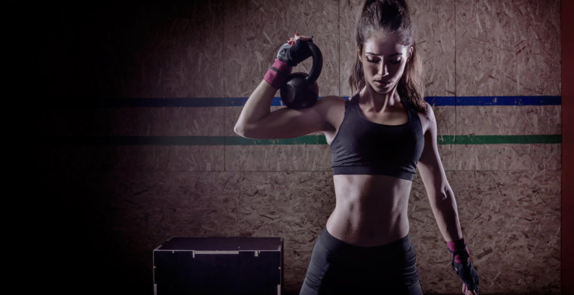 KETTLEBELL STRENGTH WORKOUT 1