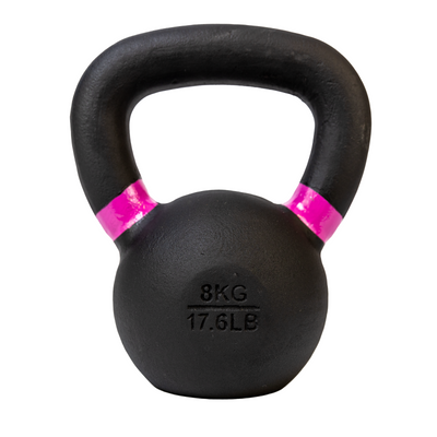 Elite Home Workout 8 KG Premium Iron Kettlebell