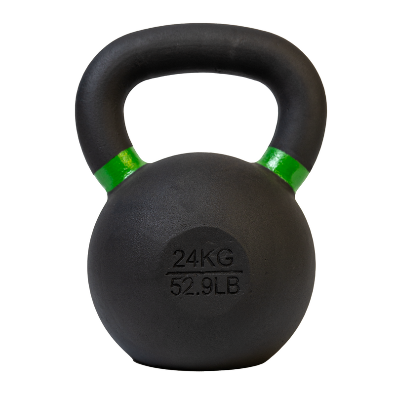 Elite Home Workout 24 KG Premium Iron Kettlebell
