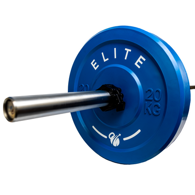 Elite Home Workout Pro 15kg Olympic Barbell