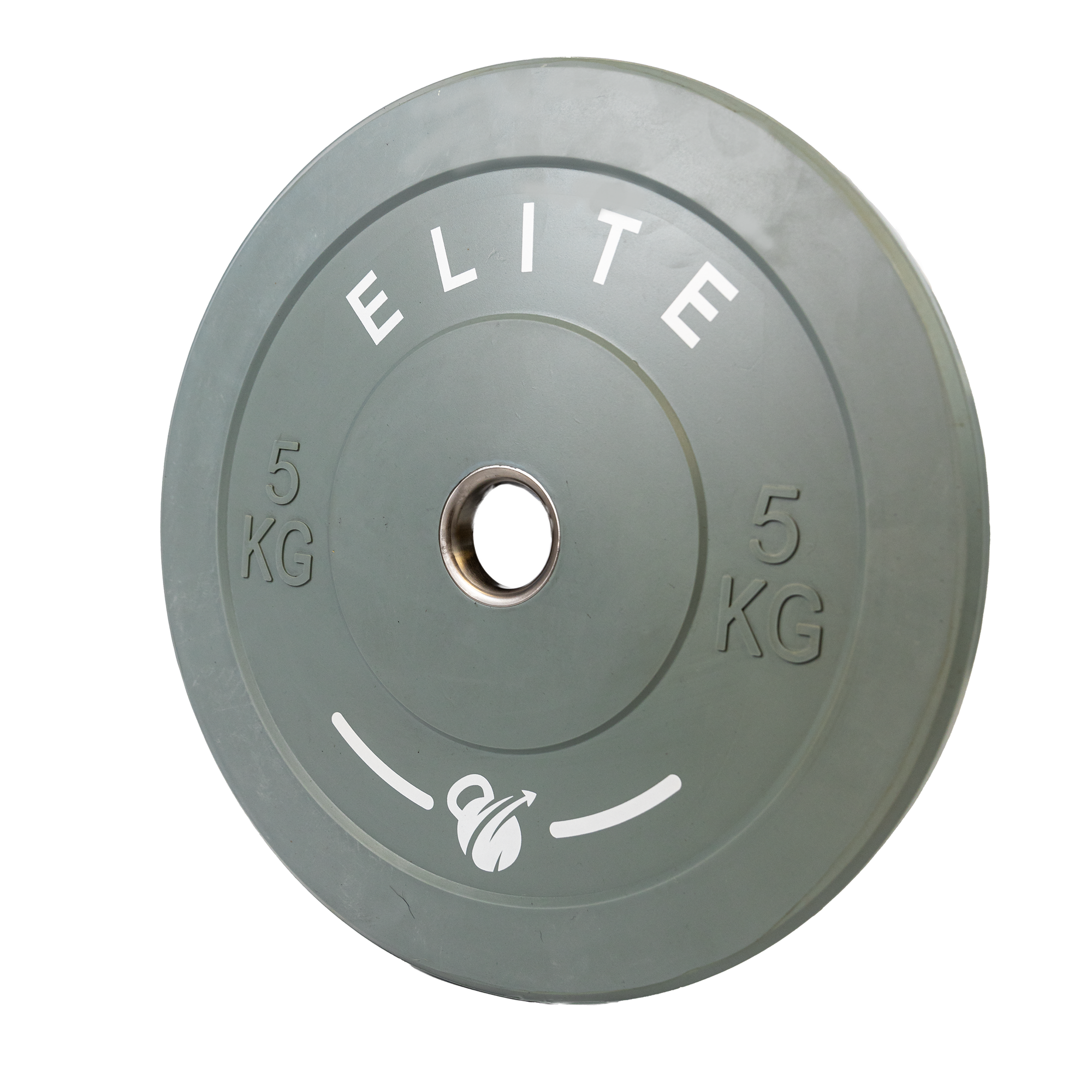 PREORDER MID/LATE JUNE DELIVERY - Elite Home Workout 2 x 5KG Premium Coloured Olympic Bumper Plates