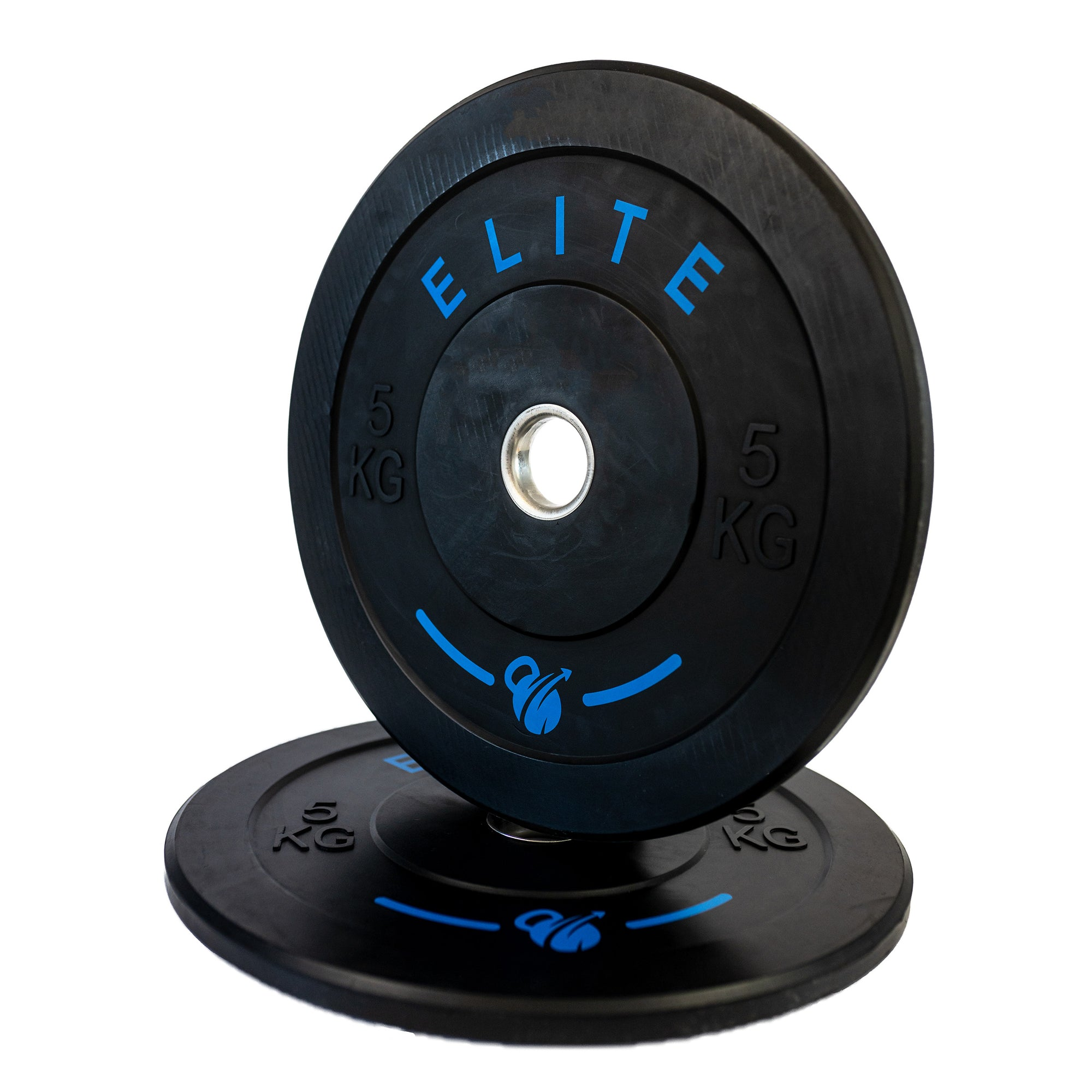 PREORDER MID/LATE JUNE DELIVERY - Elite Home Workout 2 x 5KG Premium Olympic Bumper Plates