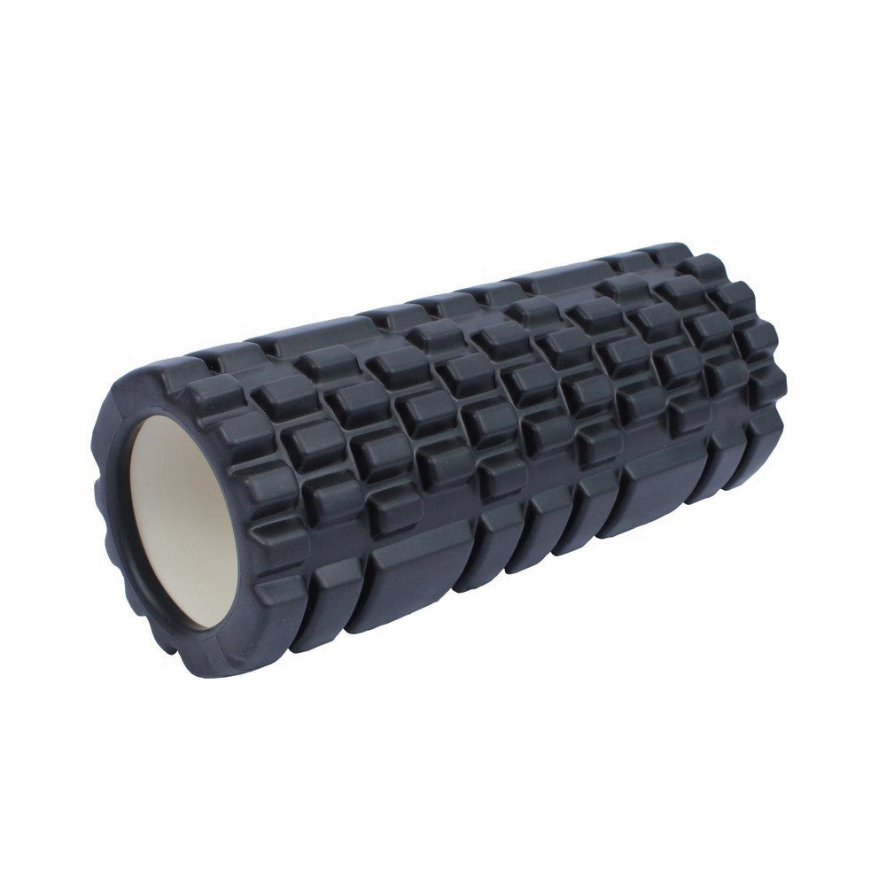 High Density Foam Roller - 30cm Black