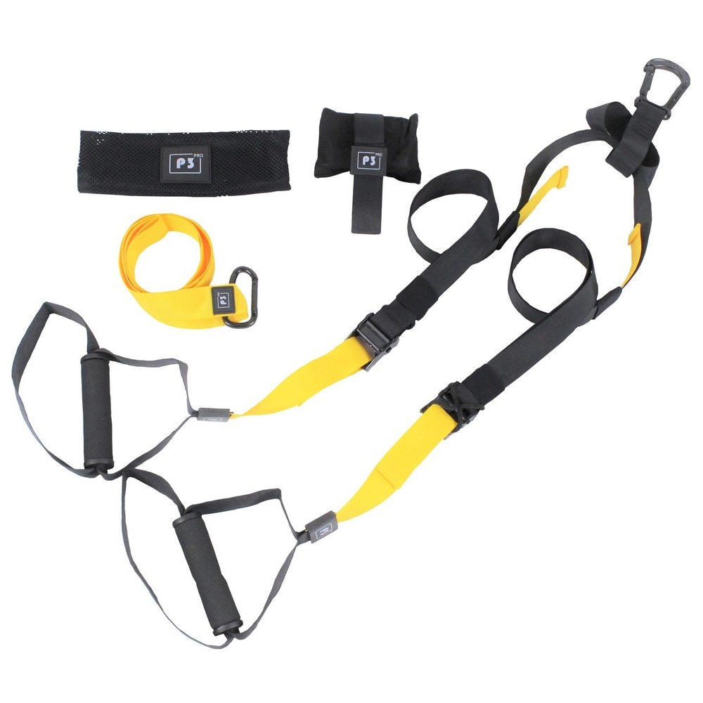 Elite Home Workout P3-2 Pro Suspension Trainer