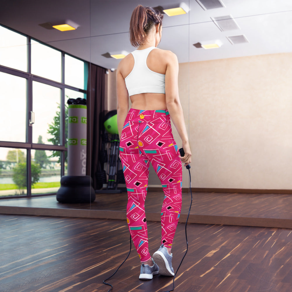 EHW 80s 1981 Yoga Leggings