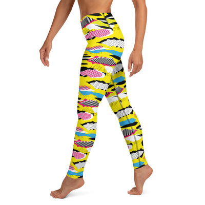 EHW 80s 1984 Yoga Leggings