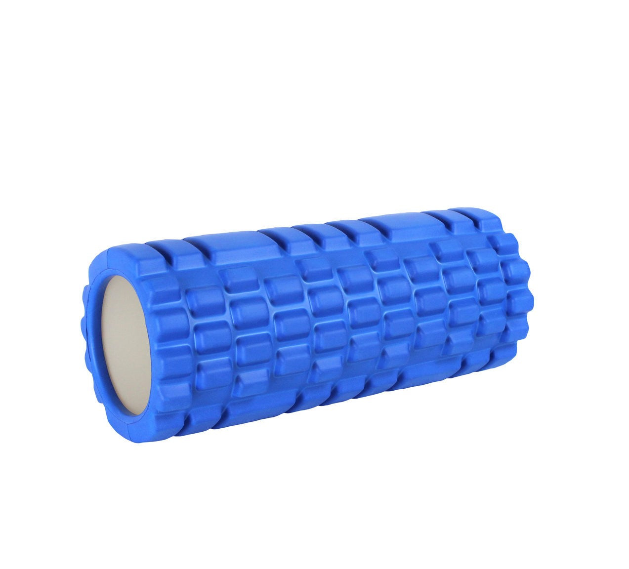 High Density Foam Roller - 30cm Blue