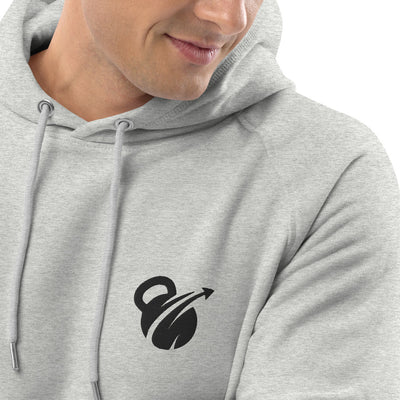 EHW Black Label Eco Embroidered Hoodie