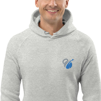 EHW Core Eco Embroidered Colour Hoodie