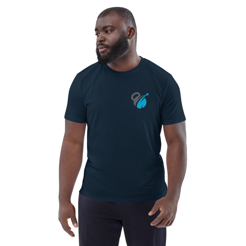 EHW Team Elite Organic Rear Print T-Shirt