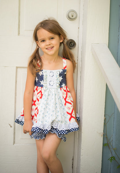 *NEW* Lil Patriot Tunic