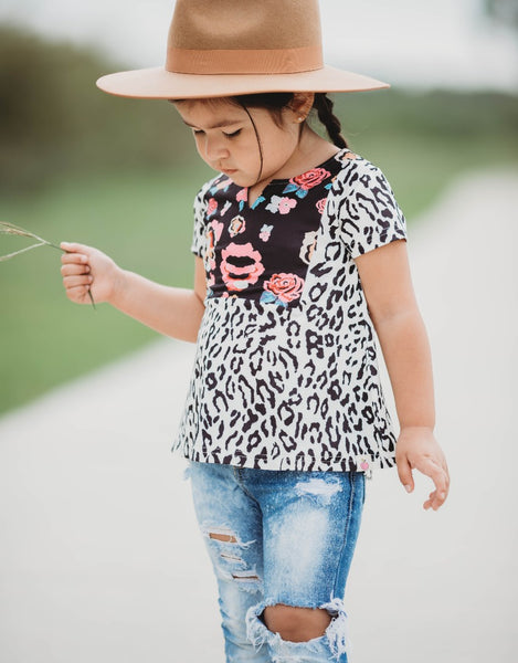 Kinsley Top - Wild Thing