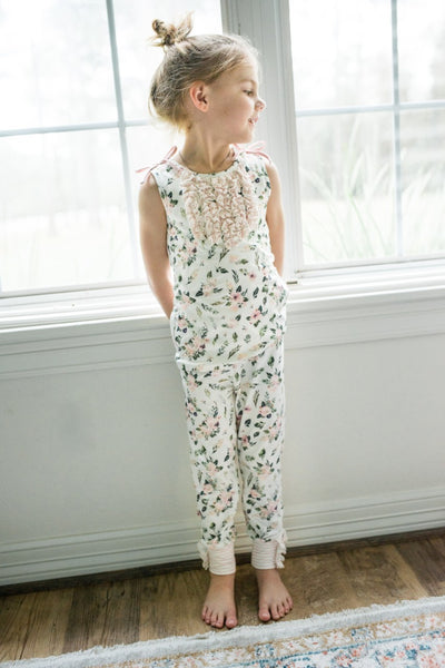 Loungewear Set - Morning Sprig