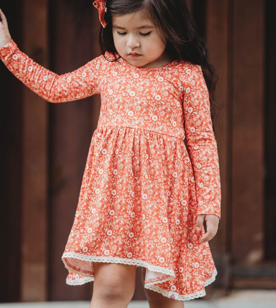 Penelope Knit Dress - Harvest
