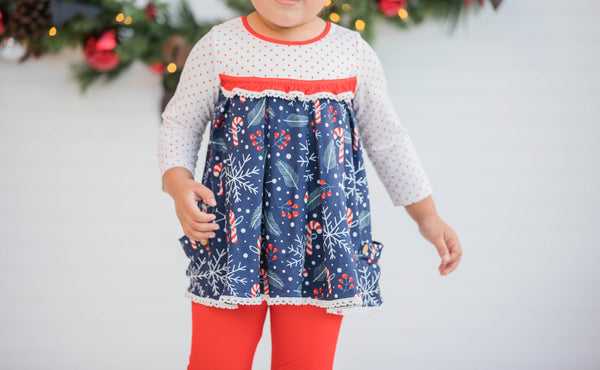 Cora Play Set - Candy Cane