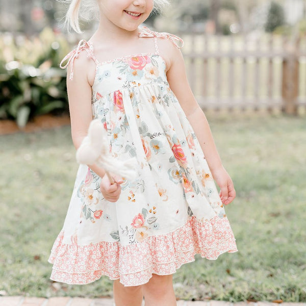 Sadie Dress - Morning Rays
