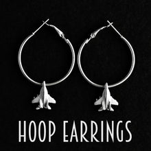 Load image into Gallery viewer, MiG-29 | EARRINGS | INDIAN AIR FORCE |